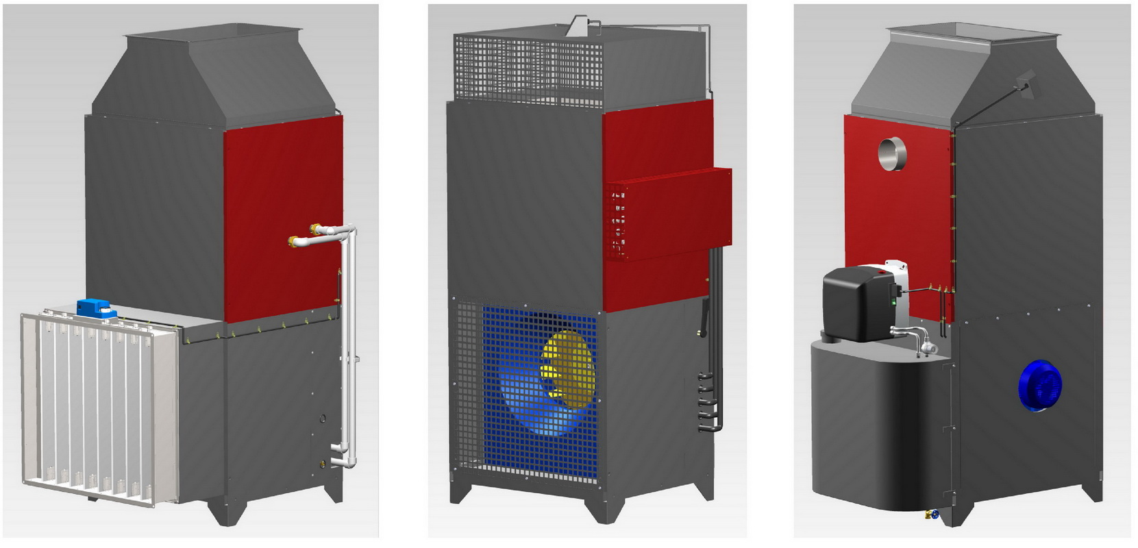Теплообменник камера производительность как заменить теплообменник на бакси маин