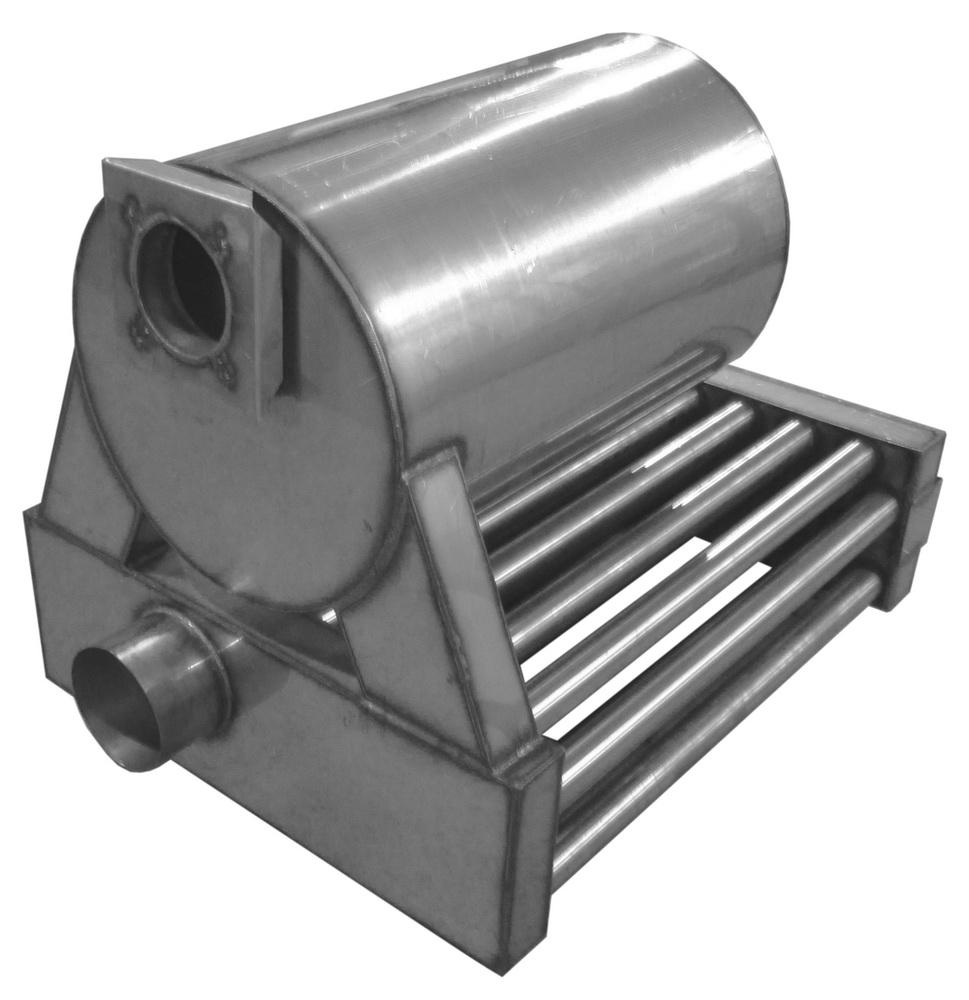 Теплообменник изготовление камера теплообменник двойной материал