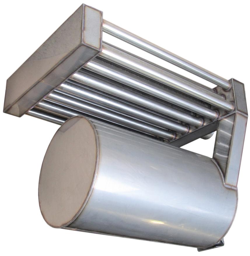 Теплообменник нержавеющий блок теплообменник на дымоход для отопления