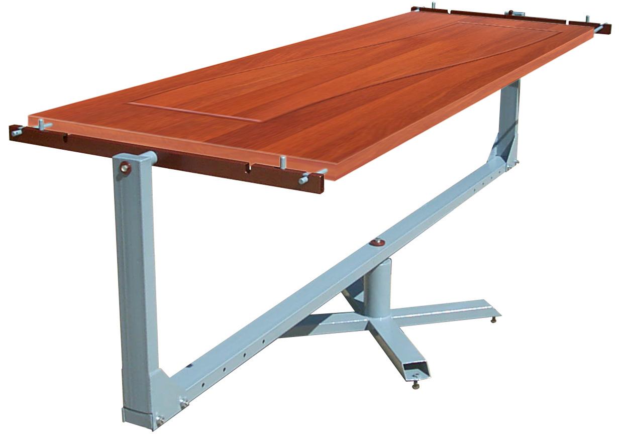 Малярный стол для дверей